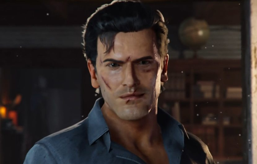 Студия Saber Interactive анонсировала игру Evil Dead: The Game
