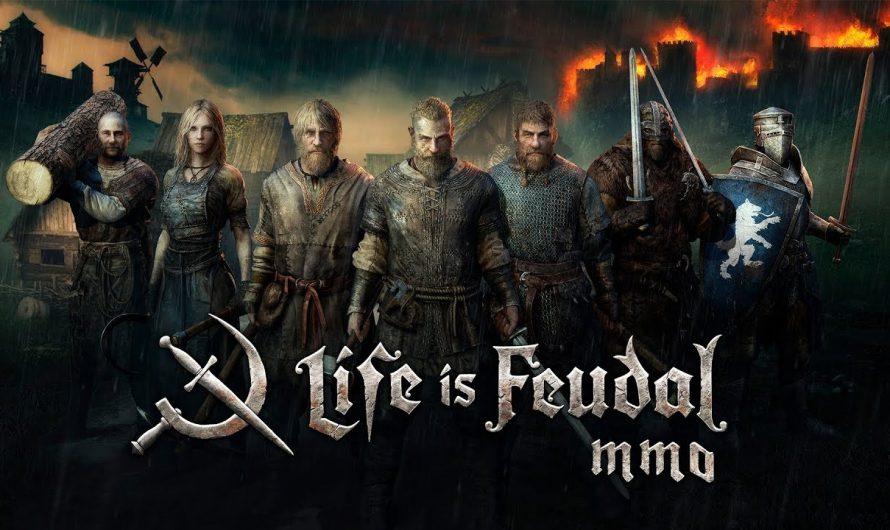 Life is Feudal: MMO закрывается не выйдя из стадии раннего доступа