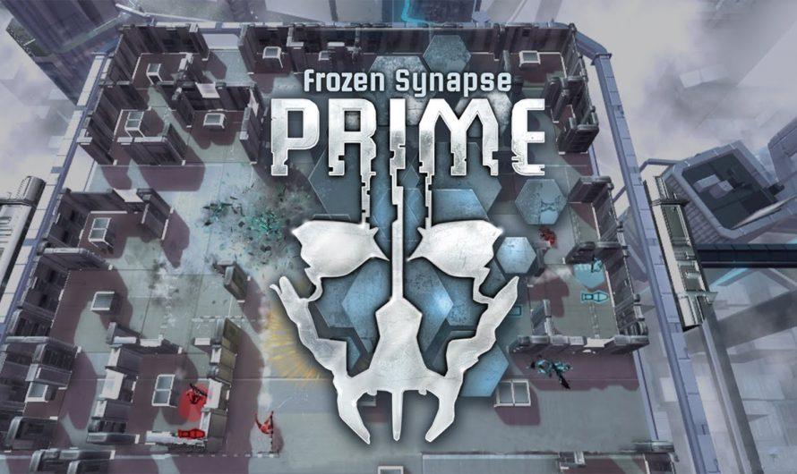 Сервера Frozen Synapse Prime отключают 11 марта 2021 года