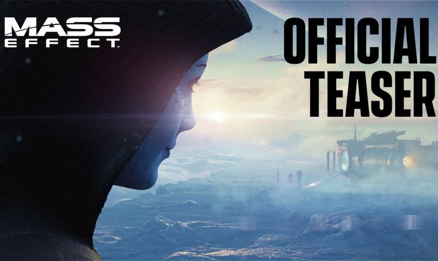 Анонсирована новая часть Mass Effect