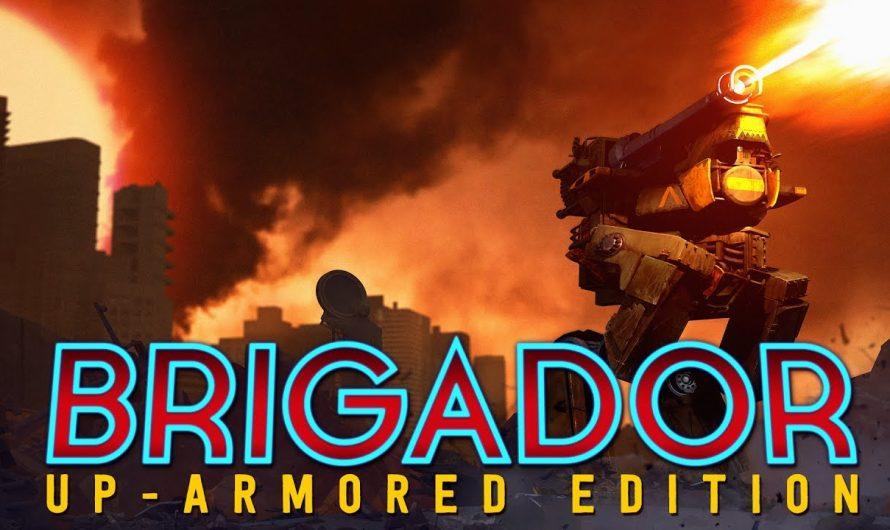 В GOG началась бесплатная раздача Brigador: Up-Armored