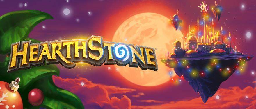 В Hearthstone стартовало празднование Зимнего Покрова