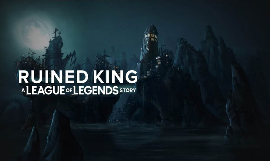 Опубликован первый геймплей Ruined King