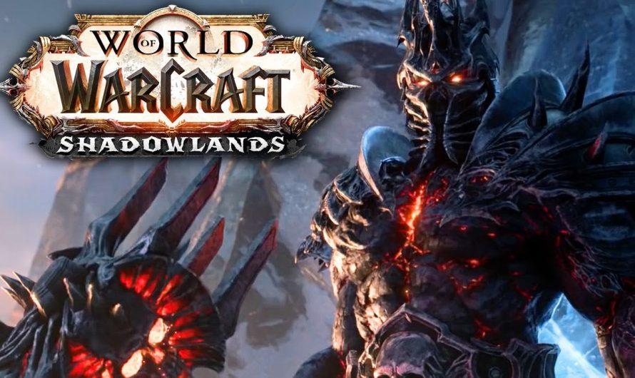 Названы популярные классы для прохождения подземелий World of Warcraft: Shadowlands