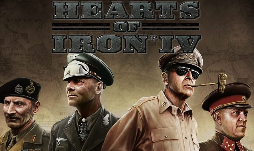 Статистика и планы по разработке Hearts of Iron IV