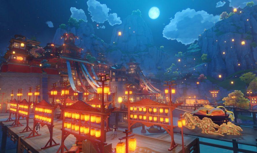 Работники студии miHoYo получать PS5, RTX 3070 и тд. на Китайский новый год