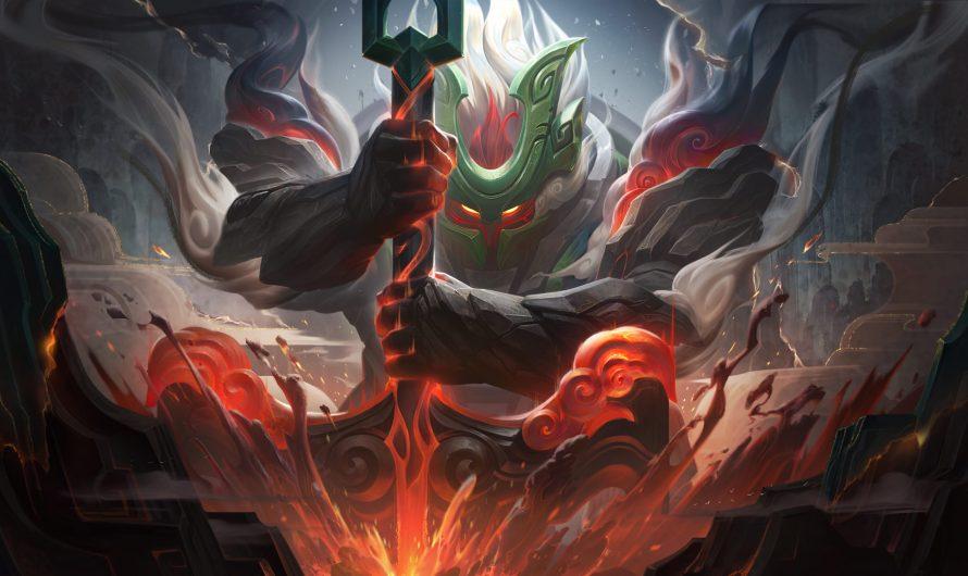 В League of Legends вышел чемпион Виего и обновление 11.2