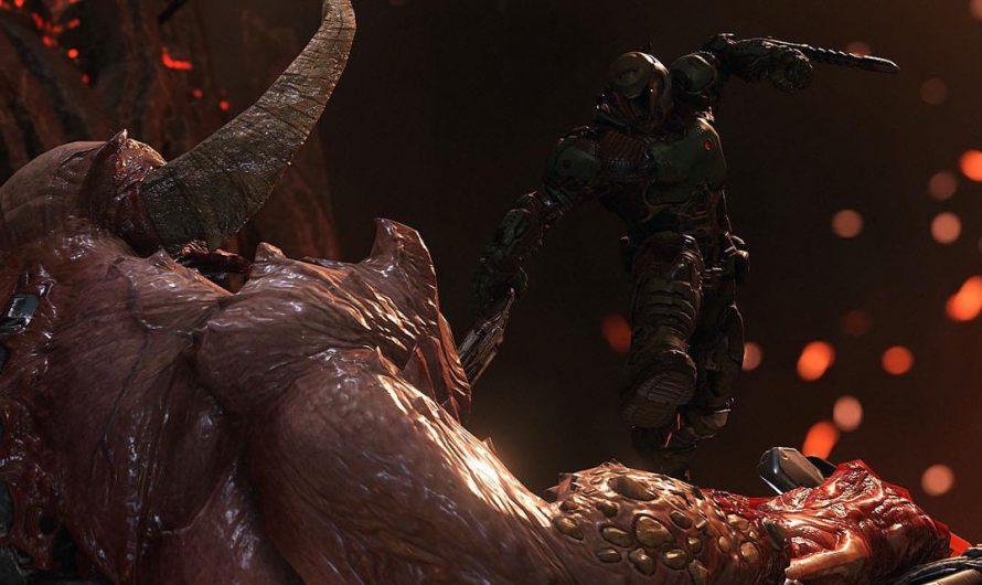 id Software работает над новым VR-шутером