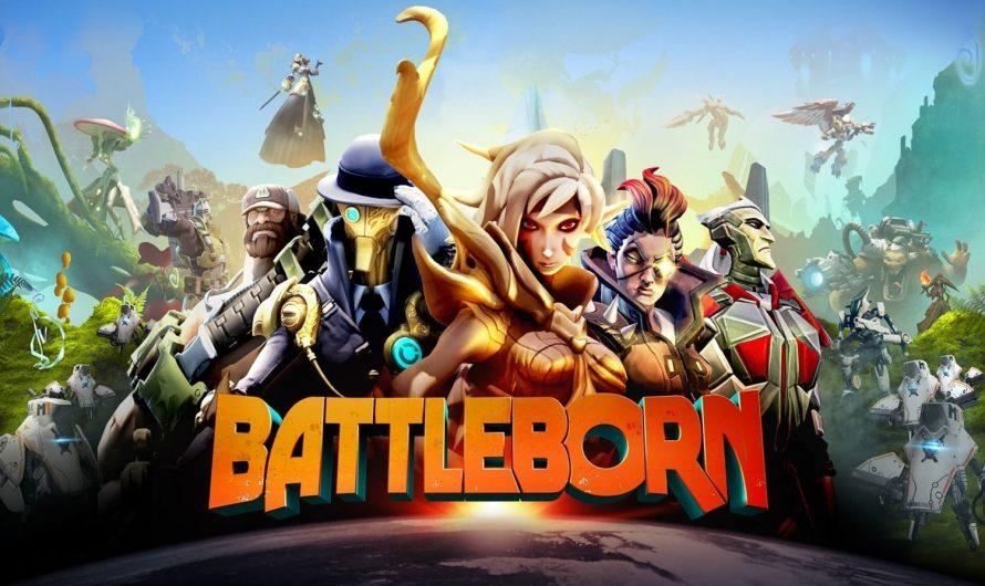 Battleborn полностью закроется 31 января