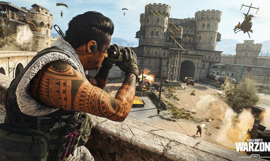Турнир Twitch Rivals: Doritos Bowl ft. Call of Duty Warzone приостановили из-за обвинений игрока в читерстве