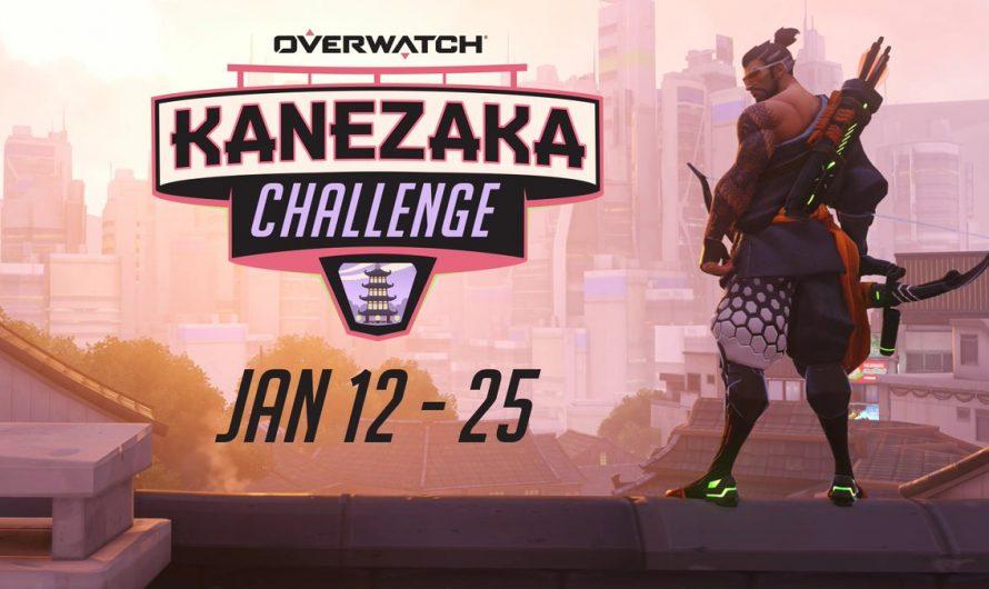 """В Overwatch стартовало испытание """"Канедзака"""" от Хандзо"""
