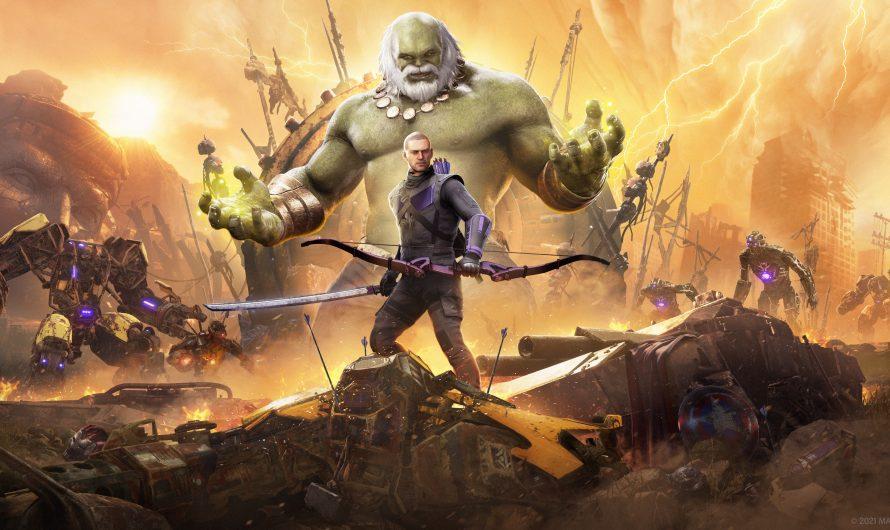 Презентация Соколиного глаза и Маэстро пройдет 16 февраля – Marvel's Avengers