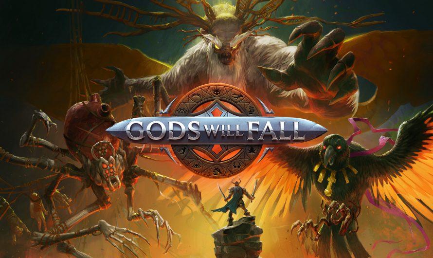 Очередной геймплейный трейлер для Gods Will Fall