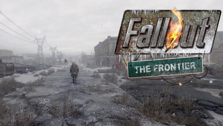 Мод The Frontier уже доступен для Fallout: New Vegas