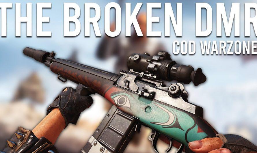 Новой имбалансной винтовкой в Call of Duty: Warzone стала DMR 14