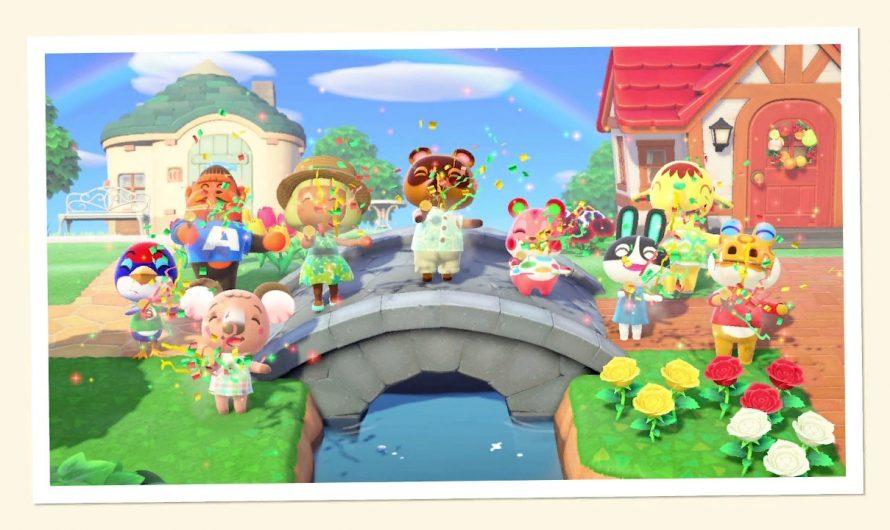 Animal Crossing: New Horizons стала самой обсуждаемой игрой в Twitter