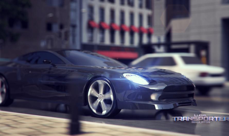 T-Bull анонсировала симулятор транспортировки Illegal Transporter Simulator