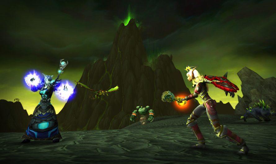 Для World of Warcraft Classic анонсировали дополнение Burning Crusade