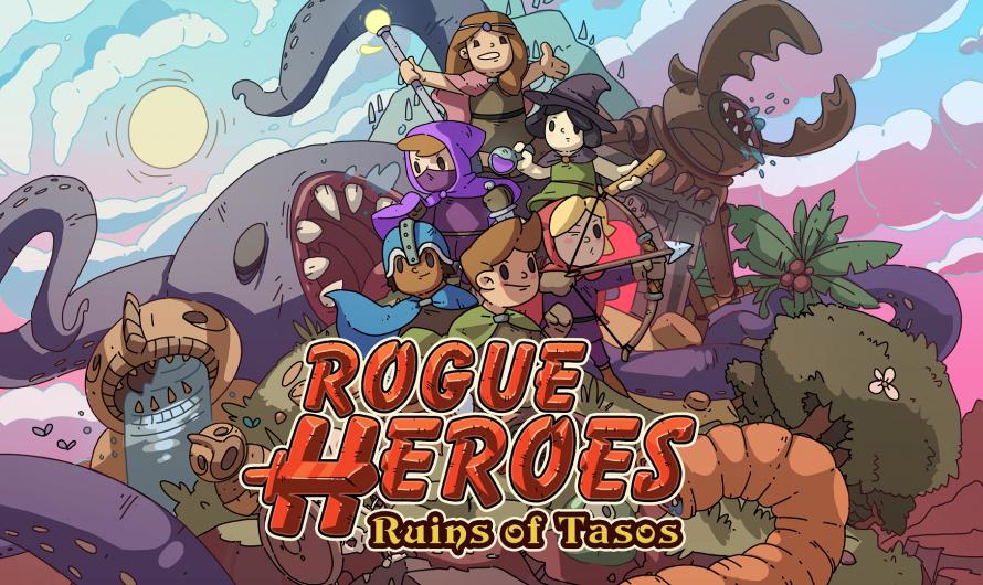 Состоялся релиза рогалика Rogue Heroes: Ruins of Tasos