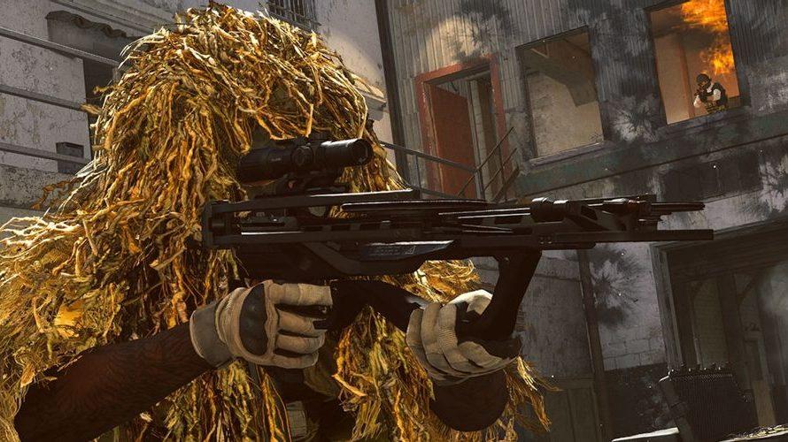 В Call of Duty: Warzone обнаружили скин с невидимостью
