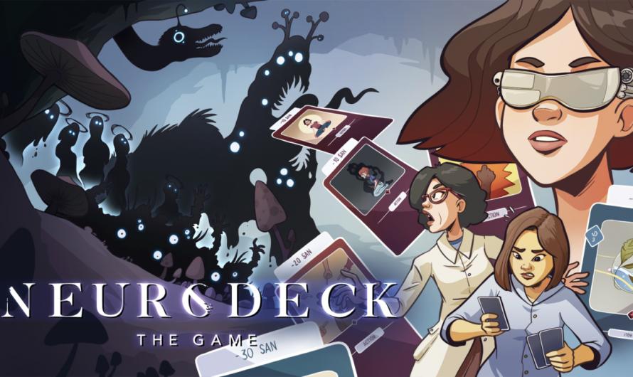 Релиз атмосферной карточной игры Neurodeck состоится 18 марта