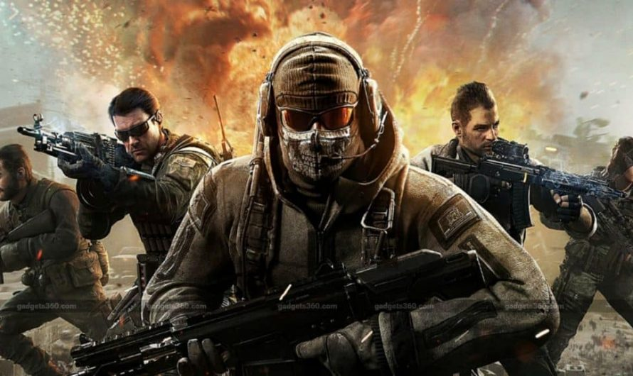 Call of Duty: Warzone и Black Ops Cold War может не загрузится на PS4
