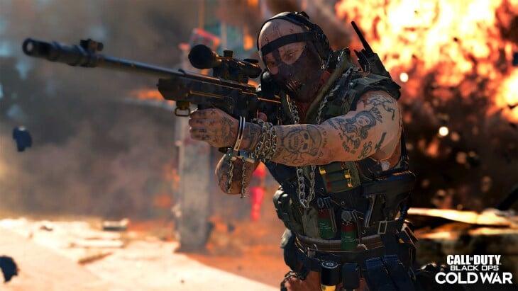 Для Call of Duty: Black Ops Cold War вышел патч с различными исправлениями