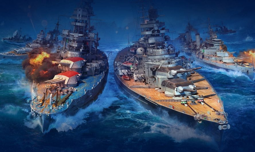 В World of Warships началось празднование 23 февраля