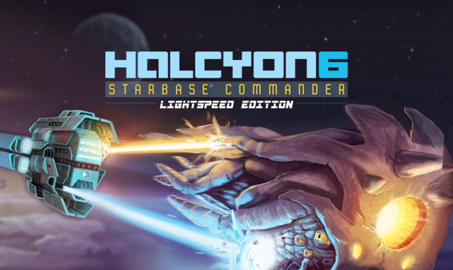 В EGS стартовала бесплатная раздача Halcyon 6: Starbase Commander на очереди Rage 2