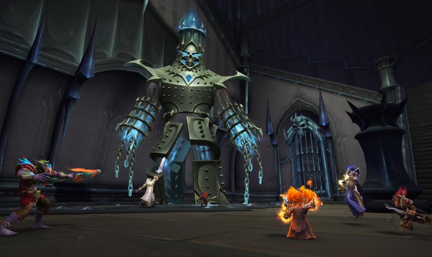 Для World of Warcraft Shadowlands представили крупное обновление Chains of Domination