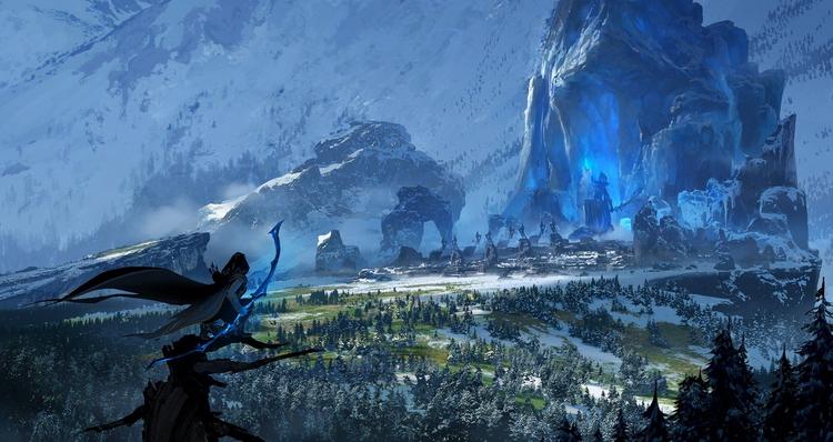 Для создания MMORPG по League of Legends набирают команду