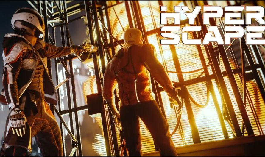 Hyper Scape стартовало тематическое мероприятие Ace's Challenge