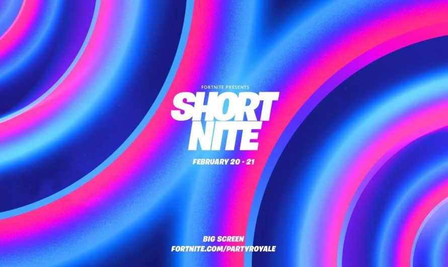 В Fortnite пройдет кинофестиваль «Короткометражки Fortnite»