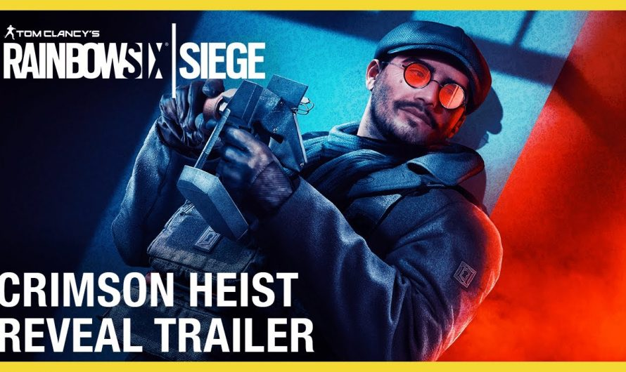 Для Rainbow Six Siege представили операцию Crimson Heist и планы на шестой год поддержки