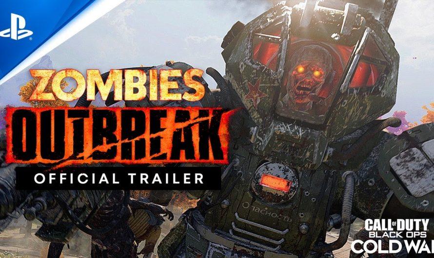 Представлен трейлер режима Outbreak для Call of Duty: Black Ops Cold War