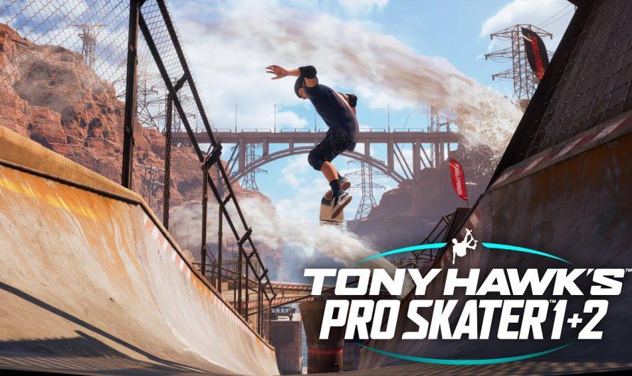 Tony Hawk's Pro Skater 1+2 может появиться на новых платформах