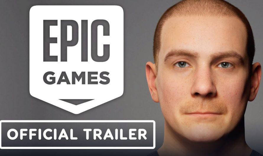 Epic Games анонсировала приложение для создания персонажей