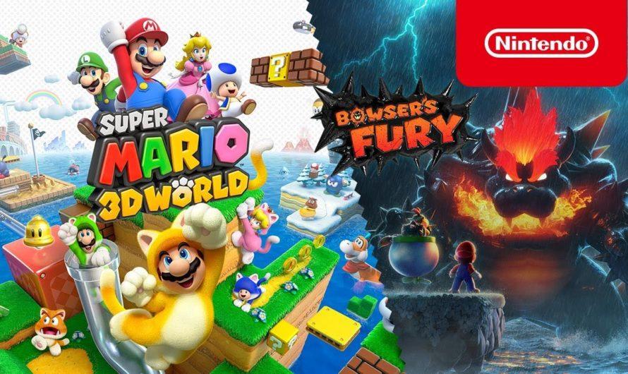 Super Mario 3D World + Bowser's Fury получила ожидаемо хорошие оценки
