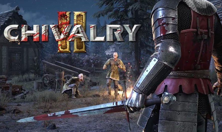 Релиз экшена Chivalry 2 состоится 8 июня