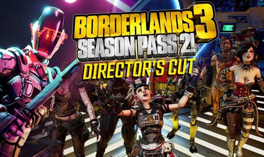 Обновление Director's Cut для Borderlands 3 выйдет 18 марта
