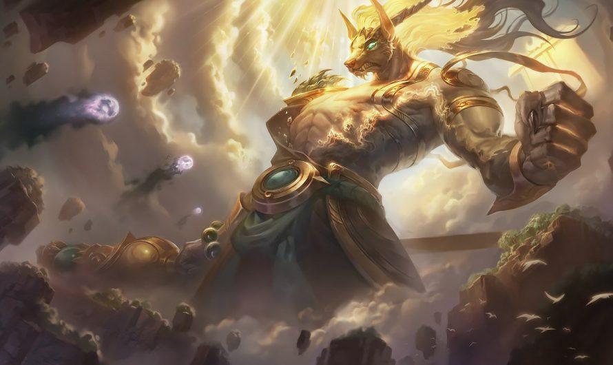 Анонсировано появление Насуса в Legends of Runeterra