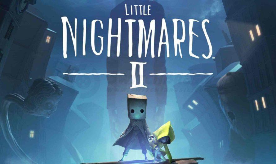 Кинематографический трейлер к скорому релизу Little Nightmares II