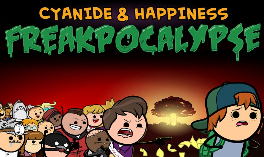 Релиз Cyanide & Happiness: Freakpocalyse состоится 11 марта