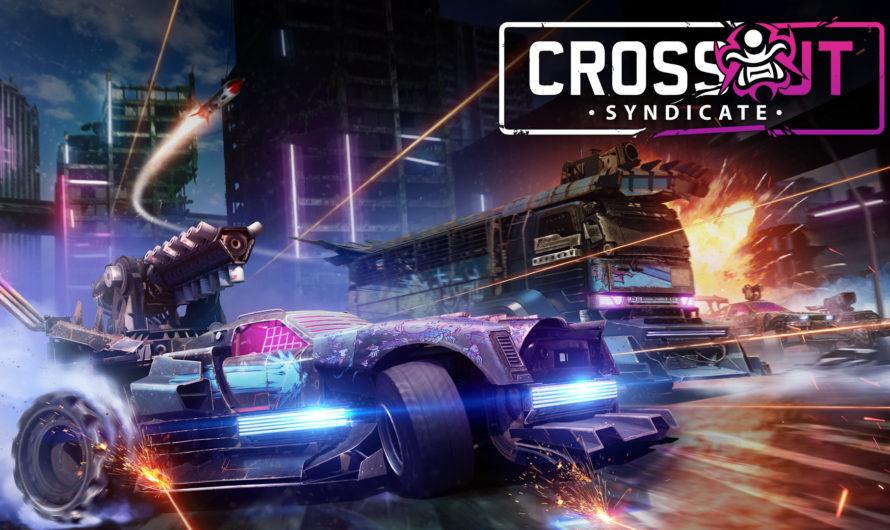 Crossout получило обновление Синдикат и внутриигровое событие