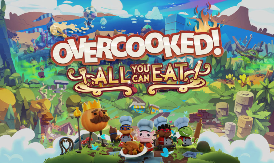 Overcooked! All You Can Eat появится на Nintendo Switch, PlayStation 4, Xbox One и PC уже 23 марта