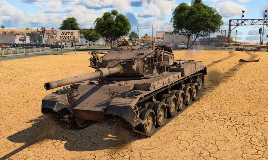 Больше информации о бронетехнике ЮАР в War Thunder
