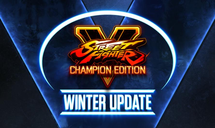 Для Street Fighter V: Champion Edition  представлены Premium Pass и Character Pass пятого сезона