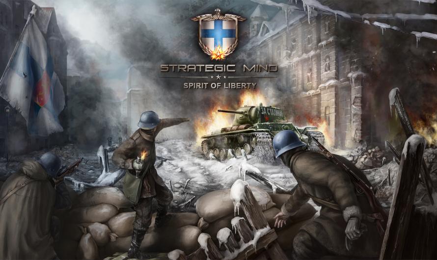Анонсирована пошаговая стратегия Strategic Mind: Spirit of Liberty