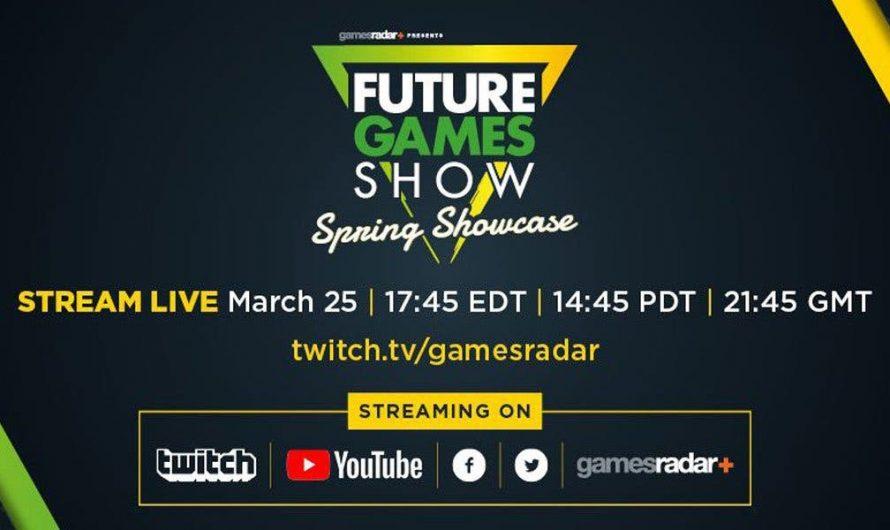 GamesRadar вновь проведет онлайн-мероприятие Future Games Shows