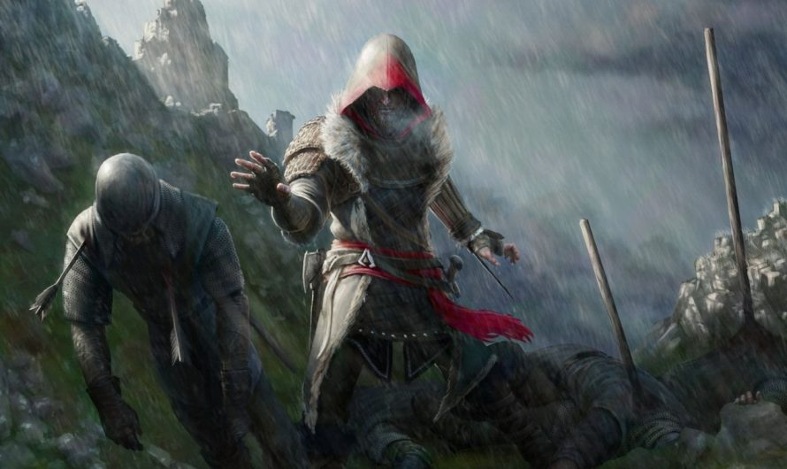 Новая часть Assassin's Creed может рассказать о Японии